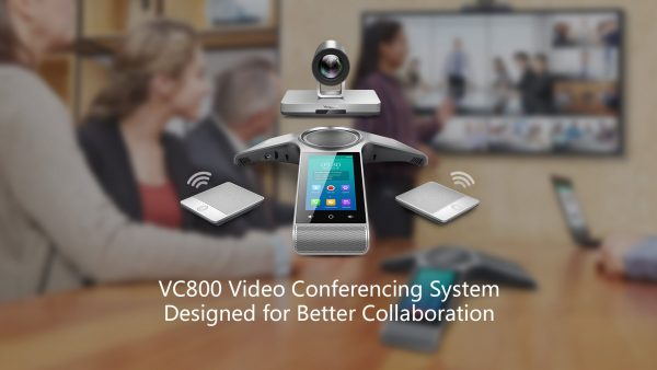 Yealink VC800-Phone-Wireless-video
