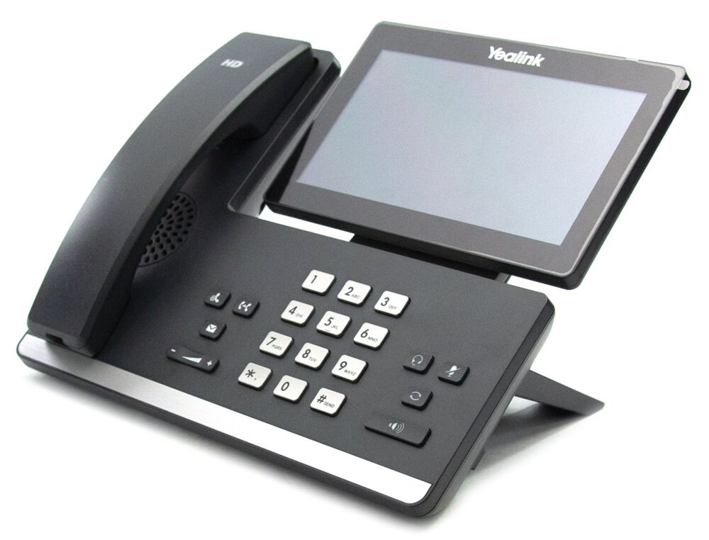 Yealink SIP-T58A Smart Media Phone - SIP TRUNK Malaysia- Business SIP  Trunking- No #1 VoIP Service Providers